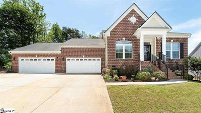 Travelers Rest Single Family Home For Sale: 5 Woodland Creek