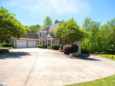 Easley Single Family Home For Sale: 113 Hunt Cliff