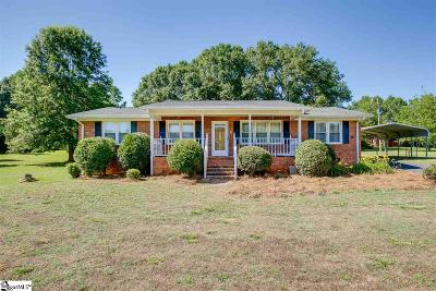 Woodruff Single Family Home For Sale: 16 Parsons