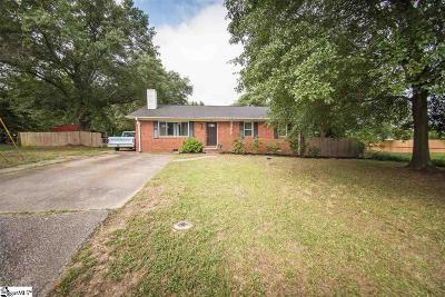 Greenville Single Family Home For Sale: 10 Greenfield