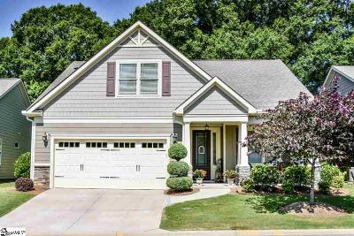 Simpsonville Single Family Home For Sale: 108 Briarhill