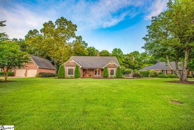 Greer Single Family Home For Sale: 106 Summerplace
