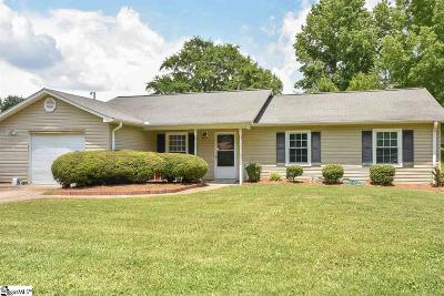Single Family Home For Sale: 309 Idlewild