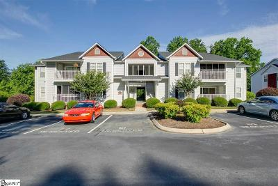 Greenville County Condo/Townhouse For Sale: 4614 Old Spartanburg #Unit 60