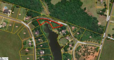 Laurens Residential Lots & Land For Sale: 107 Eastwinds