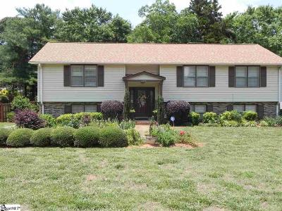 Mauldin Single Family Home Contingency Contract: 208 Brooks