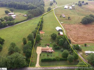 Single Family Home For Sale: 379 Hobbysville