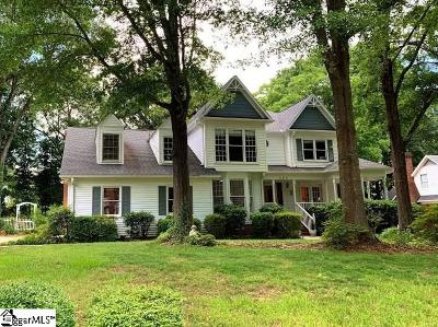 Simpsonville Single Family Home For Sale: 305 Circle Slope