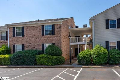 Greenville County Condo/Townhouse For Sale: 925 Cleveland #Unit 6