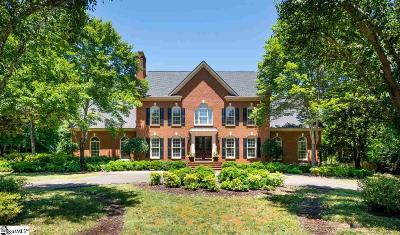 Simpsonville Single Family Home For Sale: 240 Oak Meadow