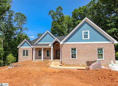 Simpsonville Single Family Home Contingency Contract: 204 Braxton Meadow