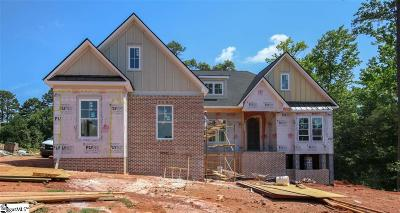 Simpsonville Single Family Home Contingency Contract: 312 Braxton Meadow
