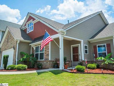 Simpsonville Single Family Home For Sale: 109 Withington