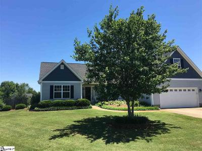 Greer Single Family Home For Sale: 6 Gladwin