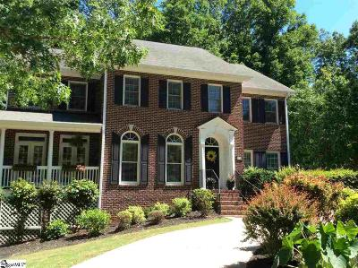 Simpsonville Single Family Home For Sale: 11 Holly