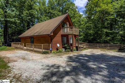 Travelers Rest Single Family Home For Sale: 51 Forest