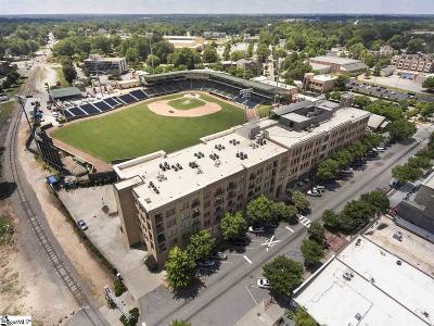 Greenville SC Condo/Townhouse For Sale: $330,000