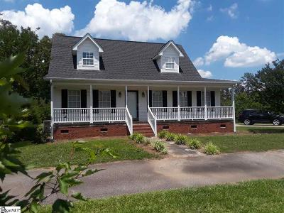 Marietta Single Family Home Contingency Contract: 240 Forest Dale