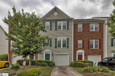 Mauldin Condo/Townhouse Contingency Contract: 204 Summerston