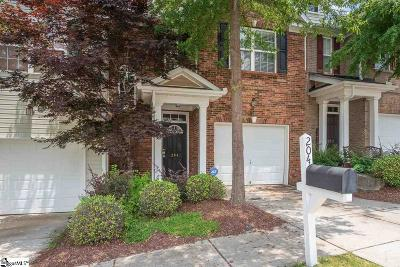 Mauldin Condo/Townhouse For Sale: 204 Greenbush
