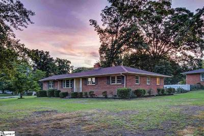 Taylors Single Family Home Contingency Contract: 15 Lynn