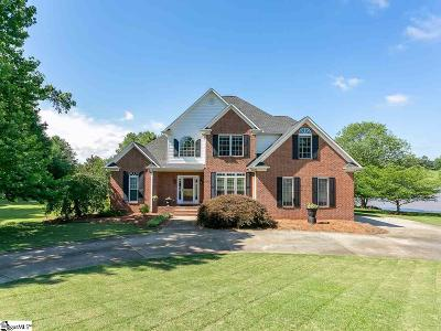 Inman Single Family Home For Sale: 262 N Lake Emory
