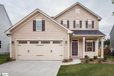 Simpsonville Single Family Home For Sale: 221 Waters Run