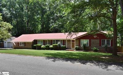 Greer Single Family Home Contingency Contract: 3 Lantern