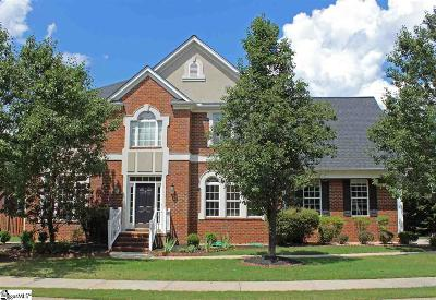Simpsonville Single Family Home For Sale: 405 Heather Falls