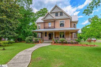 Spartanburg Single Family Home For Sale: 232 W Hampton