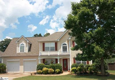 Greenville Single Family Home For Sale: 217 Sandy