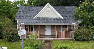Greenville Single Family Home For Sale: 25 Traction