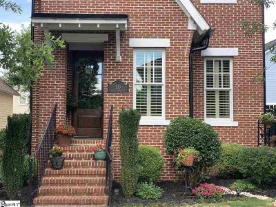 Simpsonville Single Family Home For Sale: 106 Austin Brook