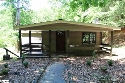 Marietta Single Family Home For Sale: 1016 Saw Mill