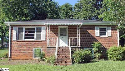 Travelers Rest Single Family Home For Sale: 20 Styles
