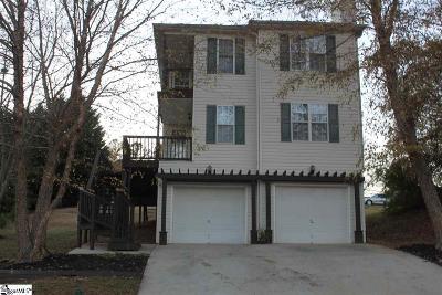 Simpsonville Single Family Home For Sale: 102 Crossbill