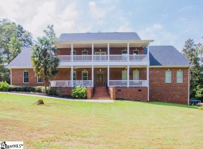Anderson Single Family Home For Sale: 5600 Abbeville