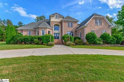 Simpsonville Single Family Home For Sale: 15 Bayboro