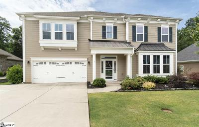 Fountain Inn Single Family Home Contingency Contract: 113 Belgian Blue