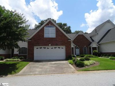Simpsonville Condo/Townhouse For Sale: 30 Kennebec