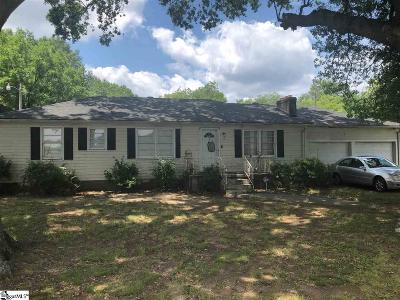 Greenville Single Family Home For Sale: 10 Best