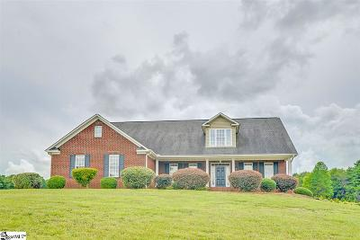 Inman Single Family Home For Sale: 110 Roundstone