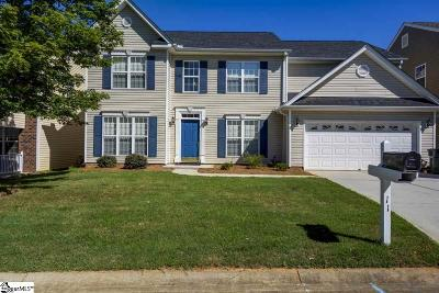 Greenville County Single Family Home For Sale: 11 Galway