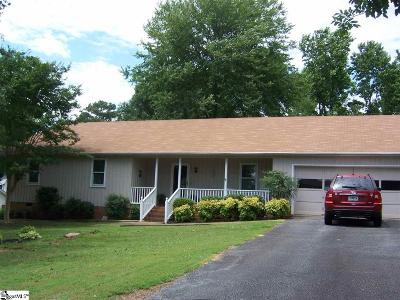 Spartanburg Single Family Home For Sale: 212 Tanglewood