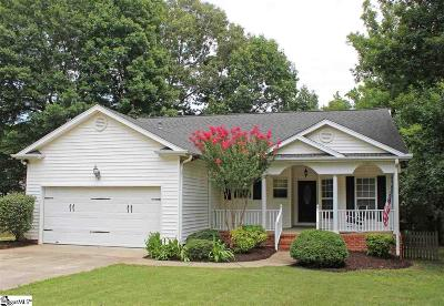 Single Family Home For Sale: 107 Groveton