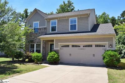 Greenville Single Family Home For Sale: 225 Barbours