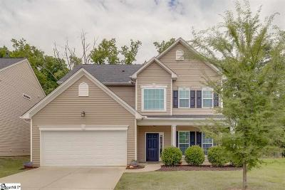 Greenville County Single Family Home For Sale: 407 Millervale