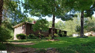 Greenville SC Single Family Home Contingency Contract: $119,900