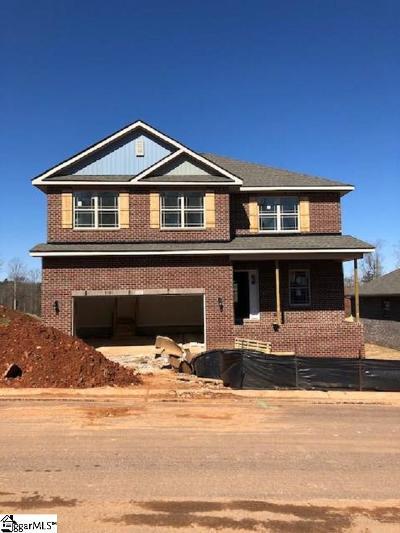 Greenville SC Single Family Home For Sale: $325,160
