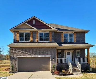 Greenville SC Single Family Home For Sale: $317,450